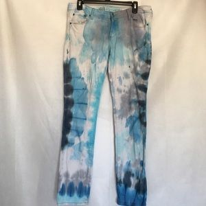 TieDyed Jeans